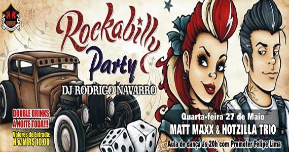 Banda Matt Maxx e Hotzilla Trio animam a festa Rockabilly do Republic Pub Eventos BaresSP 570x300 imagem