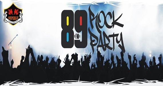 Banda Burnz comanda a noite com muito rock na 89 Rock Party no Republic Pub Eventos BaresSP 570x300 imagem