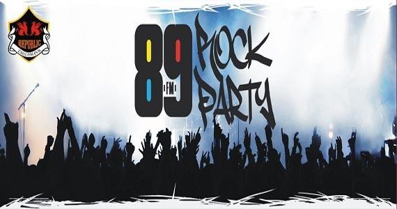 Banda Burnz e DJ Cadu comandam a noite da 89 Rock Party no Republic Pub Eventos BaresSP 570x300 imagem