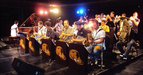 Reteté Big Band se apresenta no Ao Vivo Music nesta terça-feira Eventos BaresSP 570x300 imagem