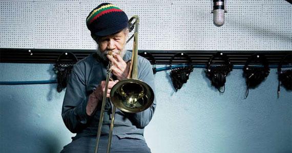 Trombonista cubano Rico Rodriguez se apresenta no Centro Cultural São Paulo Eventos BaresSP 570x300 imagem
