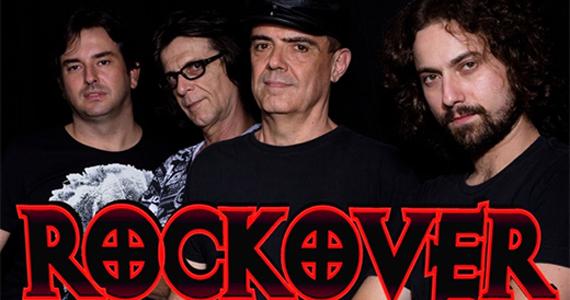 Banda Rockover se apresenta no palco do The Orleans - Rota do Rock Eventos BaresSP 570x300 imagem