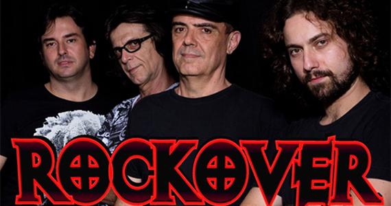Clássicos do rock com o comando da banda Rockover no Café Piu Piu - Rota do Rock Eventos BaresSP 570x300 imagem