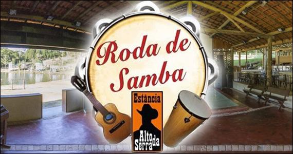 Roda de Samba embala a tarde de sábado do Estância Alto da Serra Eventos BaresSP 570x300 imagem