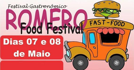 Romero Food Festival reúne música, food trucks e espaço kids na Praça Silvio Romero Eventos BaresSP 570x300 imagem
