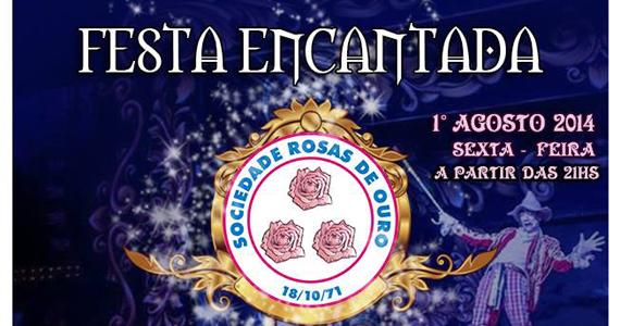 Rosas de Ouro promove Festa Encantada com barracas de comida e shows na sexta-feira Eventos BaresSP 570x300 imagem