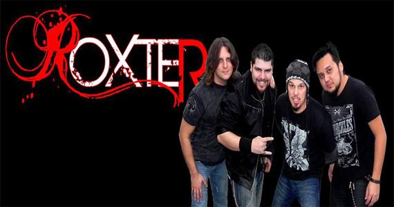 Banda Roxter comanda a sexta-feira com o melhor do pop rock no Willi Willie Bar e Arqueria Eventos BaresSP 570x300 imagem