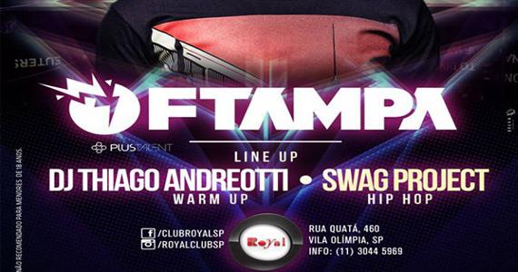 FTampa, Thiado Andreotti e Swag Project comandam a sexta da Royal Club Eventos BaresSP 570x300 imagem