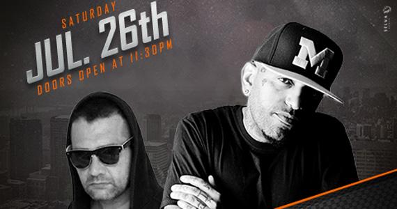 DJs Maximo e Hadji comandam a noite de sábado com set list especial na Royal Club Eventos BaresSP 570x300 imagem
