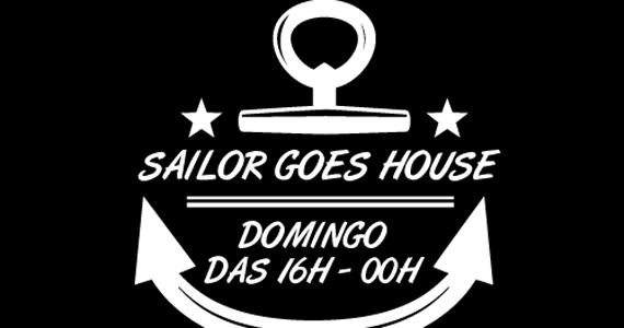Sailor Goes House acontece neste domingo no The Sailor Eventos BaresSP 570x300 imagem