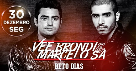 Sirena apresenta na segunda-feira Ve Brondi e Marcelo Sa  Eventos BaresSP 570x300 imagem