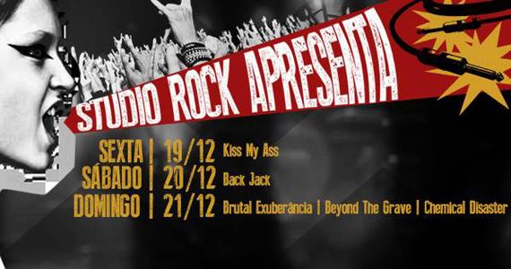 Kiss My Ass se apresenta no palco do Studio Rock Café em Santos Eventos BaresSP 570x300 imagem