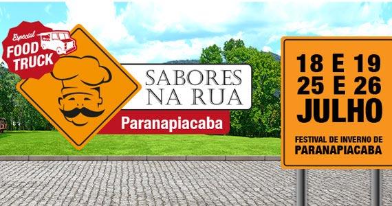 Paranapiacaba realiza o evento Sabores na Rua com Food Trucks e Barraquinhas Eventos BaresSP 570x300 imagem