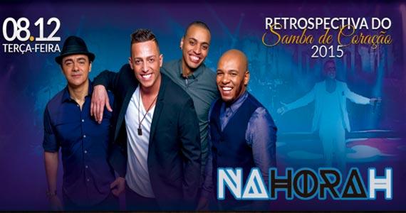 Grupo Na Hora H se apresenta no palco do Coração Sertanejo Eventos BaresSP 570x300 imagem
