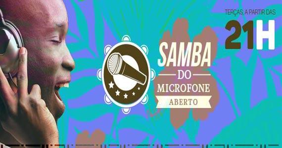 Armazém Cultural promove o Samba do Microfone com Banda Luz do Amanhecer Eventos BaresSP 570x300 imagem