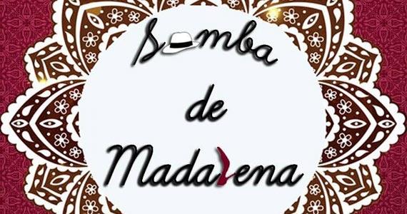 Samba de Madalena comanda a noite do Umbabarauma Bar  Eventos BaresSP 570x300 imagem