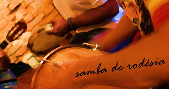 Samba de Rodésia embala o Umbabarauma Bar com muito samba de raiz Eventos BaresSP 570x300 imagem