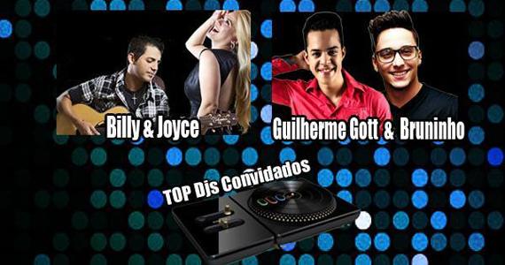 San Diego Bar recebe as duplas Billy & Joyce e Guilherme & Bruninho para animar o sábado Eventos BaresSP 570x300 imagem