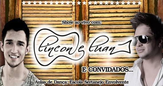 Arena Sertaneja com a dupla Lincon & Luan nesta terça no San Diergo Bar Eventos BaresSP 570x300 imagem
