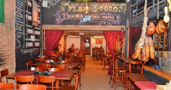 Sancho Bar Y Tapas, na Consolação, participa da 7ª edição do Tapas Week Eventos BaresSP 570x300 imagem