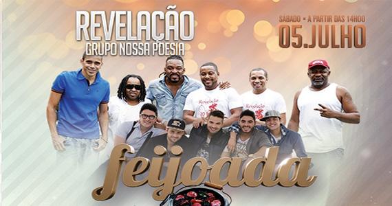 Grupo Revelação canta no Santa Aldeia neste sábado com feijoada Eventos BaresSP 570x300 imagem