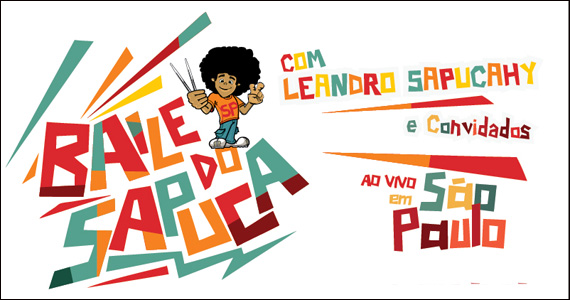 Acontece em São Paulo mais uma edição do Baile do Sapuca Eventos BaresSP 570x300 imagem