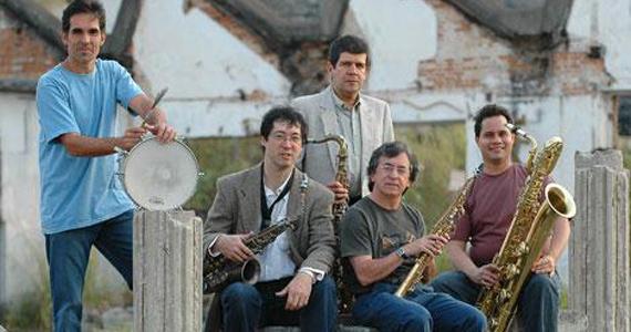 Sax Four Sax estrelam projeto Música ao Cair da Tarde no Sesc Santo Amaro Eventos BaresSP 570x300 imagem