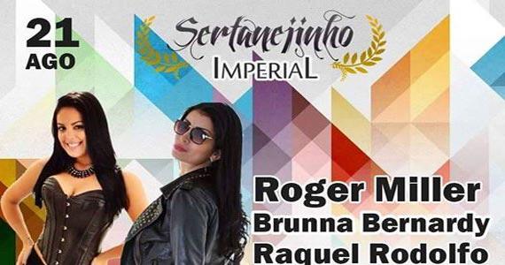 Festa Sertanejinho apresenta show de Brunna Bernardy e convidados no Imperial Club Eventos BaresSP 570x300 imagem