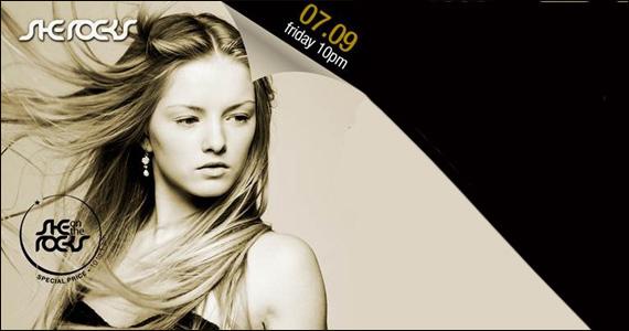 She Rocks apresenta a Festa Celebrate By Chandon com programação especial Eventos BaresSP 570x300 imagem
