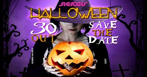 She Rocks realiza a Noite de Halloween com atrações especiais na sexta Eventos BaresSP 570x300 imagem