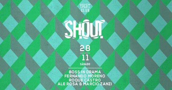 Festa Shout com line up especial acontece no Club Yacht Eventos BaresSP 570x300 imagem