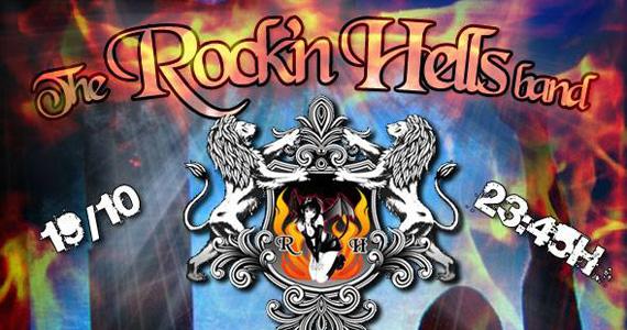 Apresentação da banda The Rock'n Hell Band no Sky Music Bar Eventos BaresSP 570x300 imagem