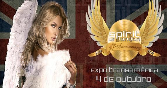 19ª edição do festival Spirit Of London acontece neste sábado no Transamérica Expo Center Eventos BaresSP 570x300 imagem