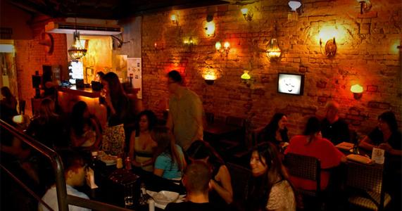 Festa Pocket House especial com os DJs residentes, no Bar Squat Eventos BaresSP 570x300 imagem