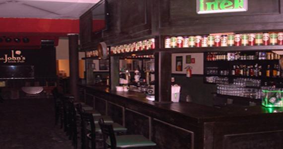 St John's Irish Pub apresenta Guinness Day toda terça à noite Eventos BaresSP 570x300 imagem
