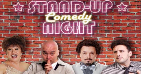 Stand-up Comedy Night apresenta Nany People, Dinho Machado, Rodrigo Capella e Marco Zenni Eventos BaresSP 570x300 imagem