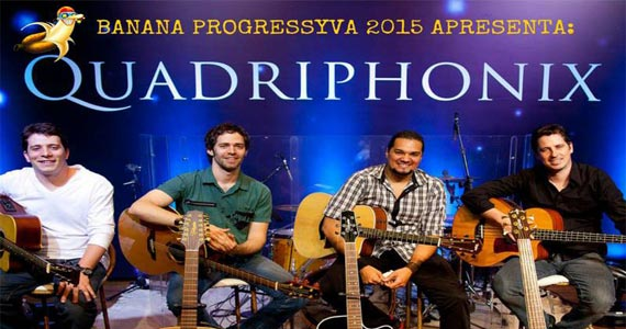 Superloft recebe o festival Banana Progressyva com banda Quadriphonix Eventos BaresSP 570x300 imagem