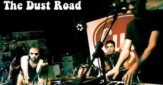 Banda The Dust Road se apresenta no palco St. John's Irish Pub  Eventos BaresSP 570x300 imagem