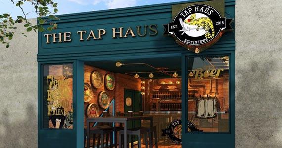 Inauguração do Bar The Tap Haus conta com atrações especiais Eventos BaresSP 570x300 imagem