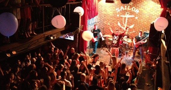 The Sailor comemora três anos de aniversário com mais de 10 horas de shows de Pop/Rock Eventos BaresSP 570x300 imagem