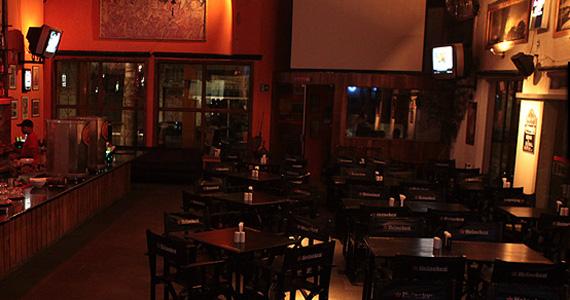 Apresentação da banda Fullhouse no The K. Pub localizado no Tatuapé Eventos BaresSP 570x300 imagem