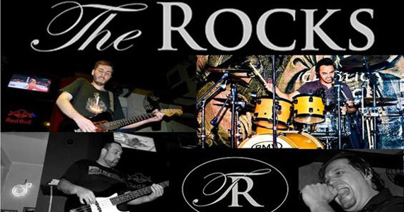 The K. Pub apresenta os agitos da banda de pop rock The Rocks Eventos BaresSP 570x300 imagem