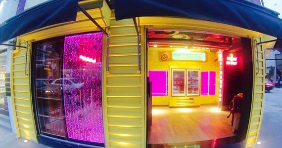 Doceria The Sweet Bubbles inaugura nesta quarta-feira no Itaim Bibi Eventos BaresSP 570x300 imagem