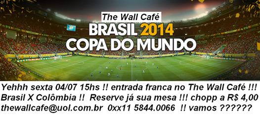The Wall Café comemora 10 anos da VM com show especial na terça-feira Eventos BaresSP 570x300 imagem