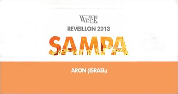 Reveillon com programação especial na The Week Eventos BaresSP 570x300 imagem