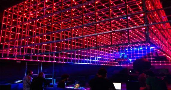 Festa Timles anima o público com muita música eletrônica na The Year Eventos BaresSP 570x300 imagem