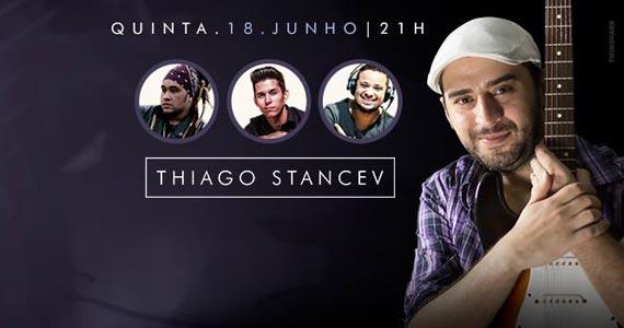 Cantor Thiago Stancev toca o melhor da música MPB no The Orleans Eventos BaresSP 570x300 imagem