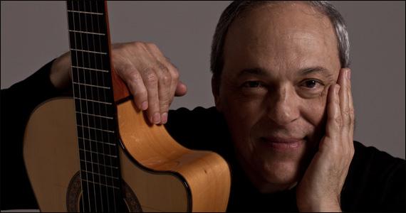 Toquinho realiza show no palco do Tom Jazz com participação de Anna Setton Eventos BaresSP 570x300 imagem