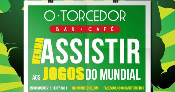 Bar O Torcedor cria pacotes especiais para os jogos da Copa do Mundo Eventos BaresSP 570x300 imagem