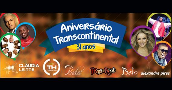 Shows de Celebração de 31 anos da Transcontinental no Estância Alto da Serra Eventos BaresSP 570x300 imagem